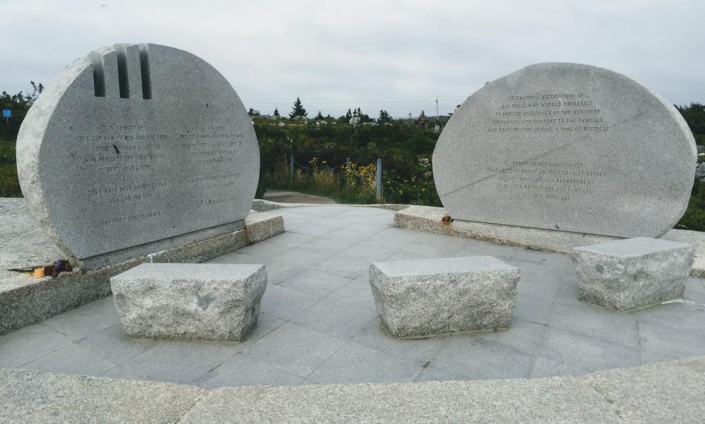 Swiss Air memorial 1