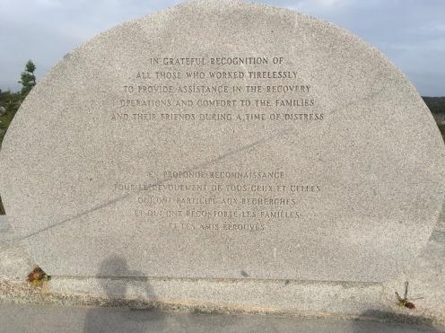 Swiss Air memorial 2