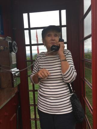 Donna in phonebook